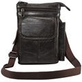 Multifunctional Universal Leather Shoulder Bag