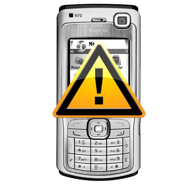 Nokia N70 Charging Connector Repair
