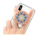 NXE Expandable Stick & Grip Pop Holder for Smartphone - Tribal