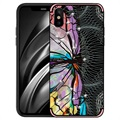 iPhone X / iPhone XS NXE Unique Series TPU Case - Dragonfly