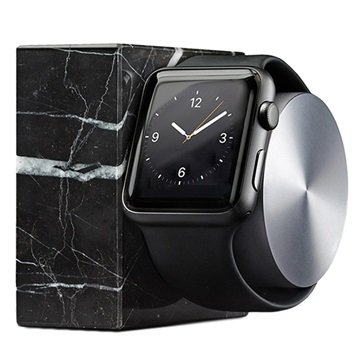 Apple Watch Native Union Marble Edition Dock - Black