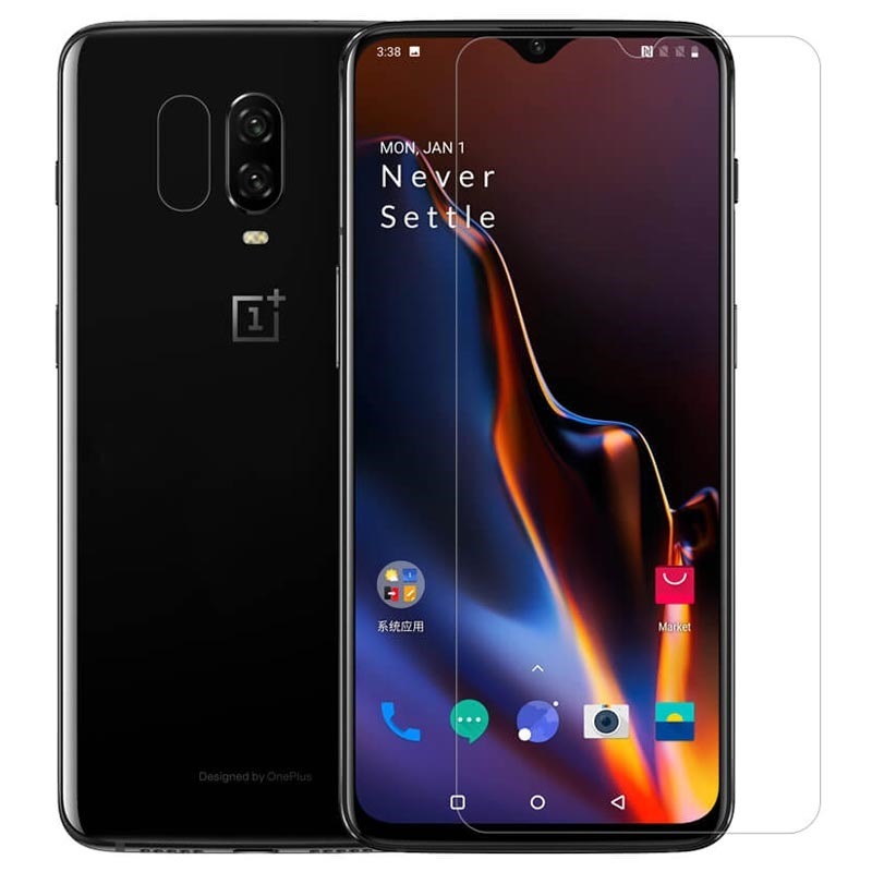 Nillkin Amazing H+Pro OnePlus 6T Tempered Glass Screen Protector