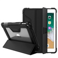Nillkin Bumper iPad 9.7 2017/2018 Flip Case - Black