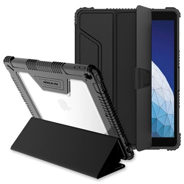 Nillkin Bumper iPad Air (2019) / iPad Pro 10.5 Flip Case - Black