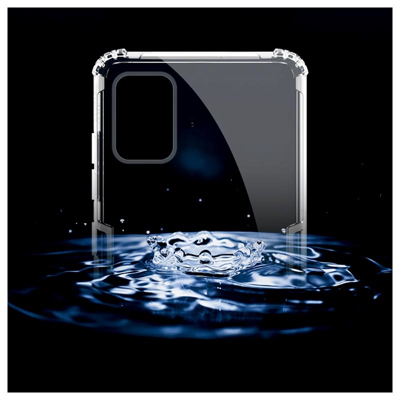 Nillkin Nature Samsung Galaxy A51 Shockproof TPU Case - Transparent