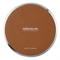 Nillkin Magic Disk III Fast Wireless Charger - Brown