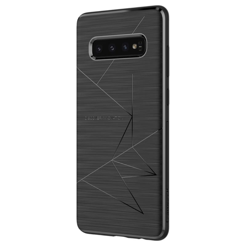 Nillkin Magic Samsung Galaxy S10 Wireless Charging Case - Black