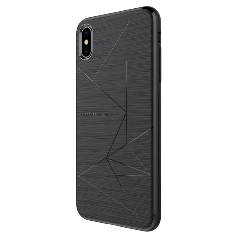 Nillkin Magic iPhone XS Max Wireless Charging Case - Black