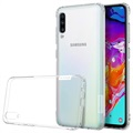 Nillkin Nature 0.6mm Samsung Galaxy A70 TPU Case - Transparent