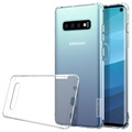 Nillkin Nature 0.6mm Samsung Galaxy S10 TPU Case - Transparent