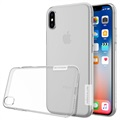 iPhone X / iPhone XS Nillkin Nature Series 0.6mm TPU Case