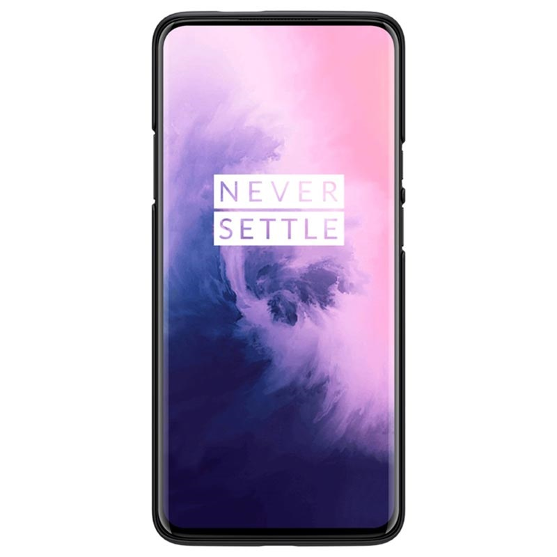 Nillkin Super Frosted Shield OnePlus 7 Pro Case - Black