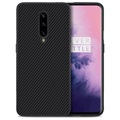 Nillkin Synthetic Carbon Fiber OnePlus 7 Pro Case - Black
