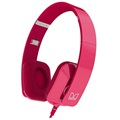 Nokia WH-930 Purity HD Stereo Headset by Monster - Fuchsia