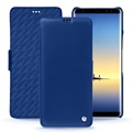 Samsung Galaxy Note8 Noreve Tradition D Folio Case - Blue