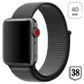 Apple Watch Series 4/3/2/1 Nylon Strap - 40mm, 38mm - Army Green