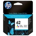 HP 62 Ink Cartridge C2P06AE - 3 Colours