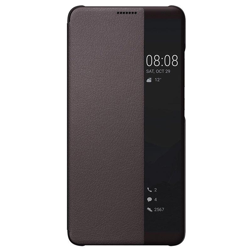 Huawei Mate 10 Pro Smart View Flip Case 51992173 Brown