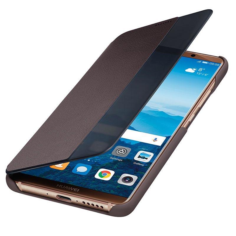Huawei Mate 10 Pro Smart View Flip Case 51992173 - Brown