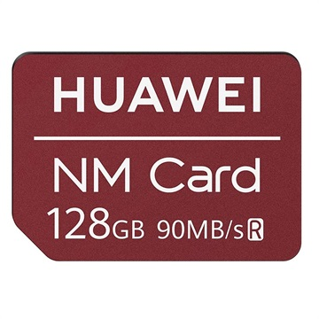 Huawei NM Nano Memory Card 06010396 - 128GB - P30, P30 Pro, Mate 20 Pro