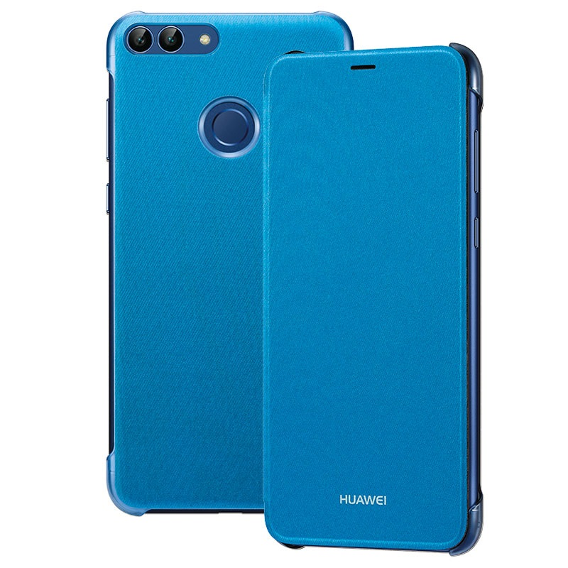 Huawei P Smart Flip Case 51992276 Blue