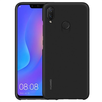 Huawei P Smart+ Protective Cover 51992698 - Black