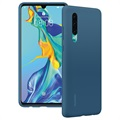 Huawei P30 Silicone Car Case 51992850 - Blue