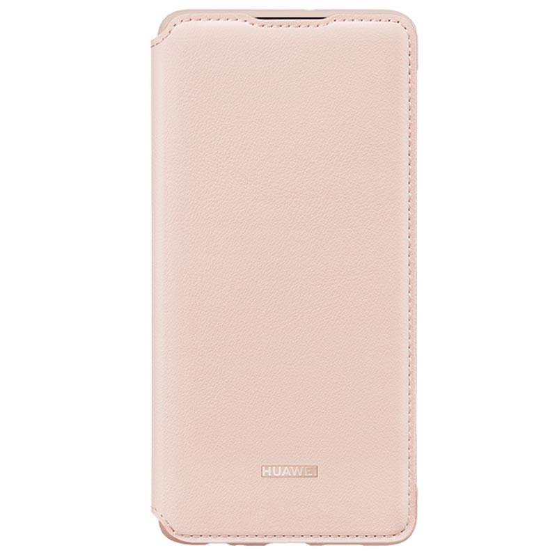 Huawei P30 Wallet Cover 51992856 - Pink