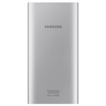 Samsung EB-P1100CSEGWW Fast Charge Power Bank - 10000mAh - Silver