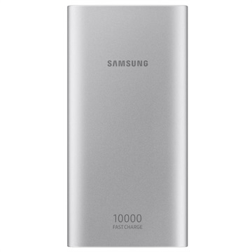 Samsung Fast Charge Power Bank EB-P1100BSEGWW - 10000mAh - Silver