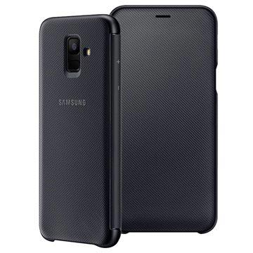 wholesale dealer 6bf7f 7588a Samsung Galaxy A6 (2018) Wallet Cover EF-WA600CBEGWW