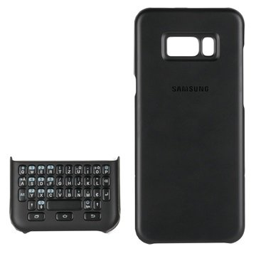 Samsung Galaxy S8 Keyboard Cover EJ-CG950BB - QWERTZ - Black