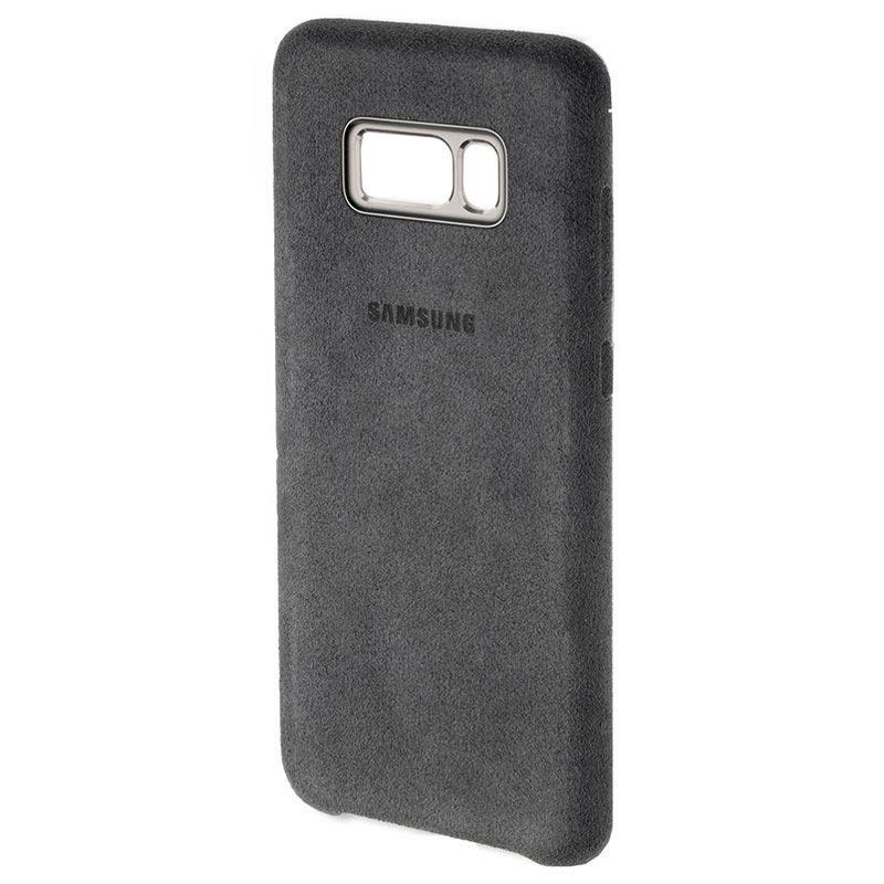 check out 13701 2a13e Samsung Galaxy S8+ Alcantara Cover EF-XG955AS