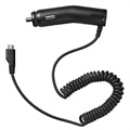 Samsung MicroUSB Car Charger CAD300UBEC/STD - Black