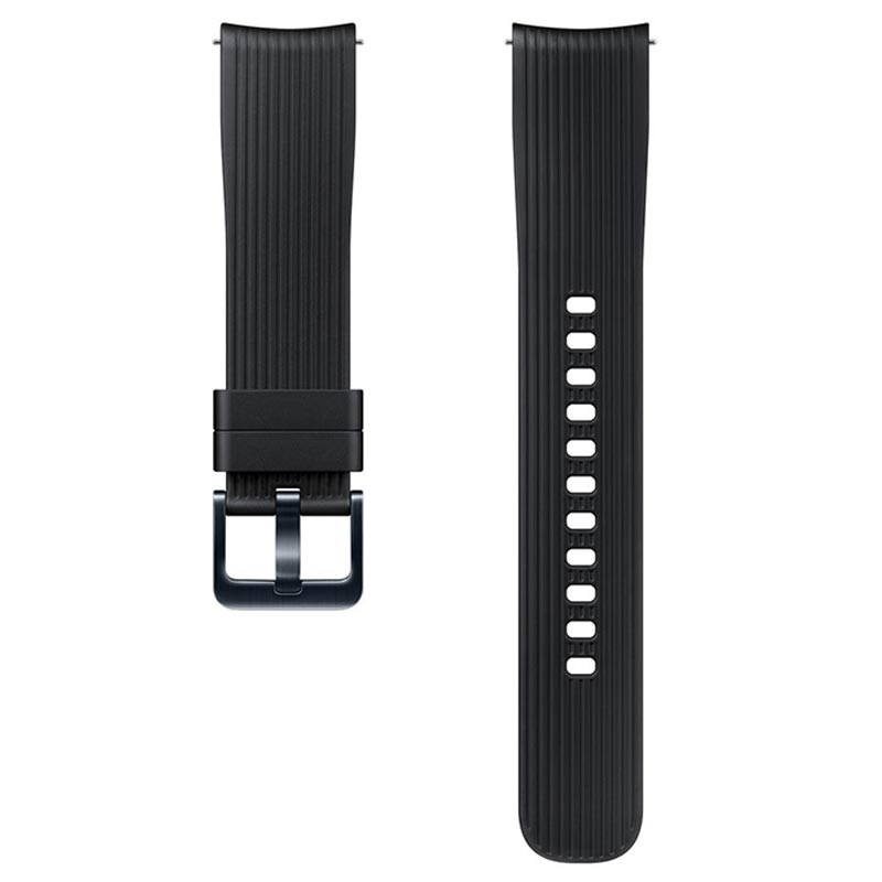 Samsung Galaxy Watch 42mm Silicone Strap ET-YSU81MBEGWW