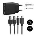 Sony UCH12W MicroUSB & Type-C Quick Charger