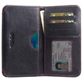 PDair Huawei Mate 20 Wallet Leather Case - Black