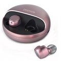 Padmate Tempo X12 TWS In-Ear Bluetooth Headset - Rose Gold