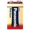 Panasonic Pro Power 9V Battery 6LR61PPG/1BP