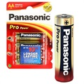 Panasonic Pro Power AA Battery LR6PPG - 1.5V - 1x4