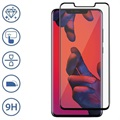 Panzer Premium Curved Huawei Mate 20 Pro Tempered Glass Screen Protector - Black