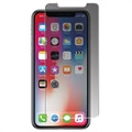 iPhone X Panzer Privacy Tempered Glass Screen Protector - 2-Way