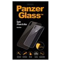 PanzerGlass iPhone XS Max Back Tempered Glass Protector - Clear