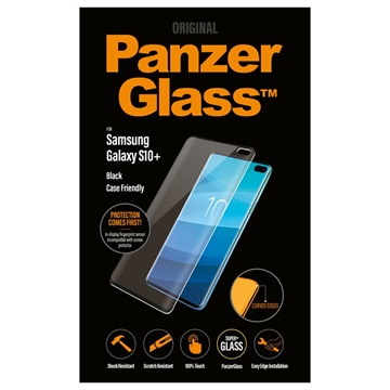 PanzerGlass Case Friendly Samsung Galaxy S10+ Screen Protector