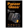 PanzerGlass Premium Apple Watch Series 5/4 Screen Protector - 44mm - Black
