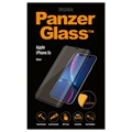 PanzerGlass iPhone XR Tempered Glass Screen Protector - Black