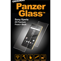 Sony Xperia Z5 Premium PanzerGlass Front+Back Screen Protector
