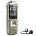 Philips DVT 8010 VoiceTracer Audio Recorder (Bulk) - 8GB