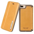iPhone 7 Plus / iPhone 8 Plus Pierre Cardin Flip Leather Case
