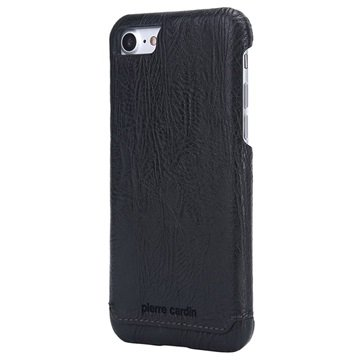 iPhone 7 / iPhone 8 Pierre Cardin Leather Coated Case